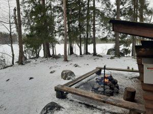 Retkivinkki 1: Pääjärven virkistysalue