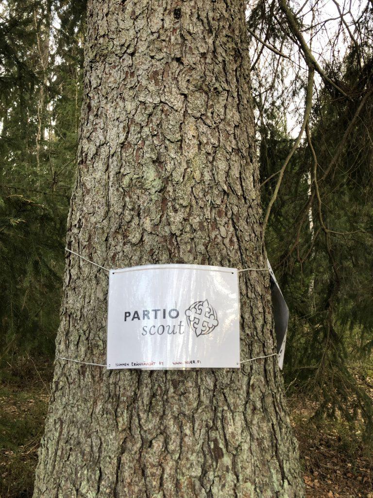 Retkivinkki 2: Väinö Variksen luontopolku