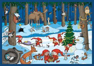Partion joulutuotteet nyt myynnissä