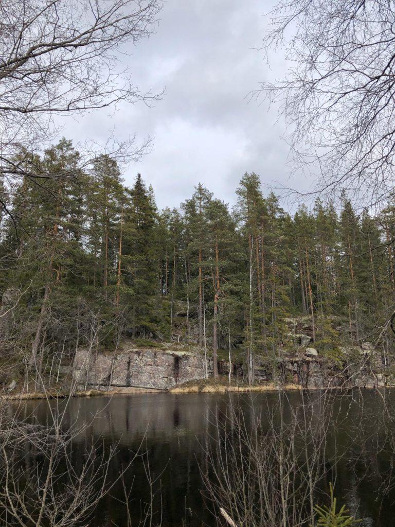 Retkivinkki 6: Mallinkaistenjärvi